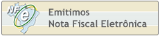 Emitimos Nota Fiscal Eletrônica