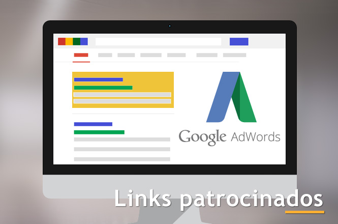 Links Patrocinados com Google Adwords