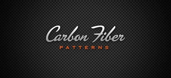 carbon fiber photoshop patterns