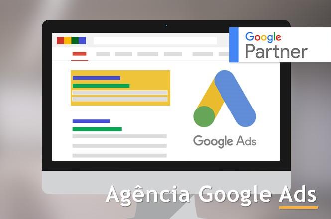 Banner Agência Google Ads - Google Partner